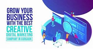 Creative Digital Marketing Company in Gurgaon India | Crux
