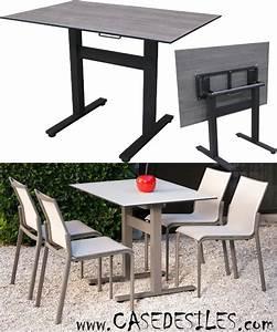 Petite Table Pas Cher : petite table de jardin pas cher l 39 habis ~ Carolinahurricanesstore.com Idées de Décoration