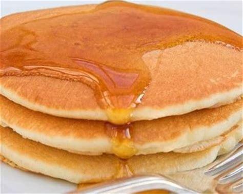chef de cuisine en anglais recette pancake