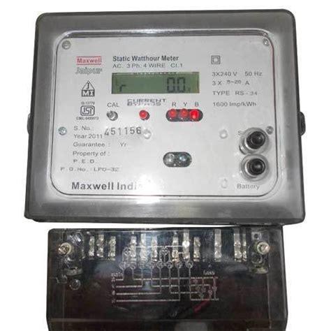 lcd display meter three phase multifunction lcd display meter manufacturer from jaipur