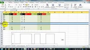Excel   250 - Funktionsdiagramm  1  Aus Maschinenbau - Diagramm Aus Fehlerindikatoren