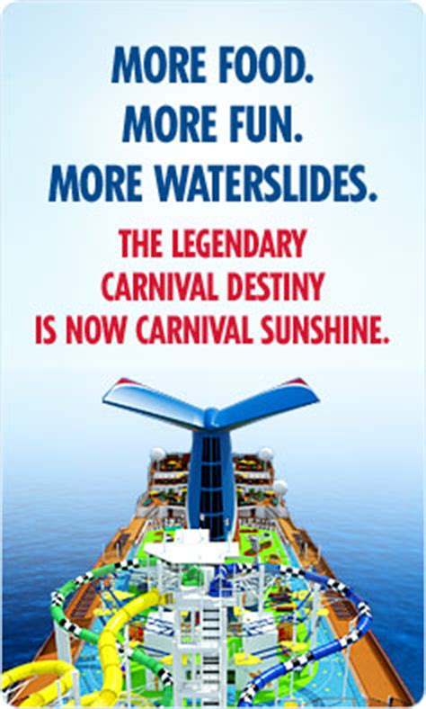 carnival cruises lines book 2013 carnival cruise deals