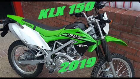 Kawasaki Klx 150 2019 by Kawasaki Klx 150 Modelo 2019 Primeras Impresiones