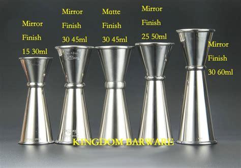 Buy Stainless Steel Bar Measures Bar