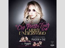 Carrie Underwood State Farm Arena