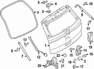 2011 Ford Escape Lift Gate Wiring Diagram