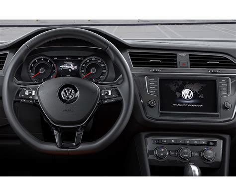 volkswagen dashboard 2016 volkswagen vw tiguan release date review and redesign