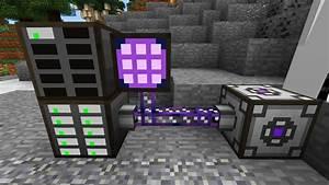 Wie Baut Man Ein Me-system  - Minecraft Mod Tutorial