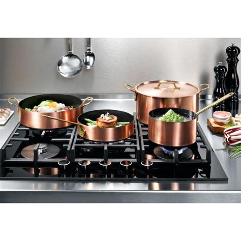 la batterie de cuisine acheter induction casseroles en cuivre en ligne pas cher