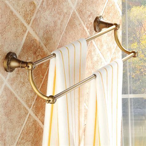 Bathroom   Towel Bars   European Vintage Bathroom