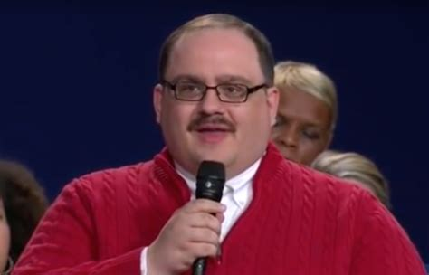Ken Bone Memes - october s meme surprise ken bone and his red sweater delight a caign weary internet geekwire
