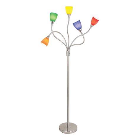 Multi Arm Floor Lamp 5 light floor lamp multi floor lamps
