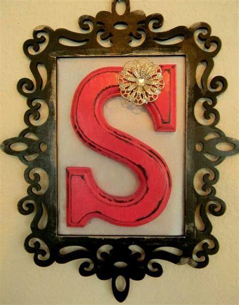 pin  karen gabbard     monogram initials wooden crafts monogram wall