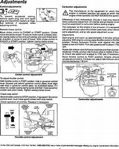 Briggs  U0026 Stratton 286700  0102 4529  User Manual And