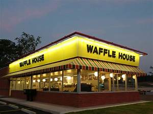 The Atlanta Braves opened a Waffle House at their ballpark ...