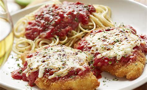 Chicken Parmigiana  Lunch & Dinner Menu  Olive Garden
