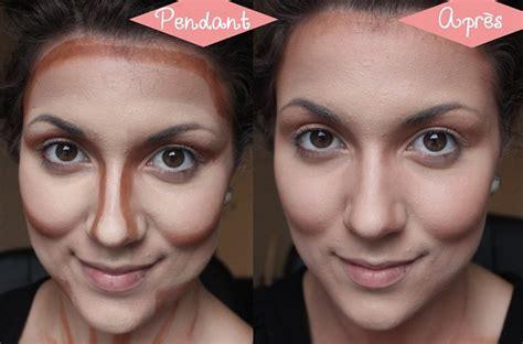 Une série de portrait de femmes avant et après maquillage avec des résultats stupéfiants