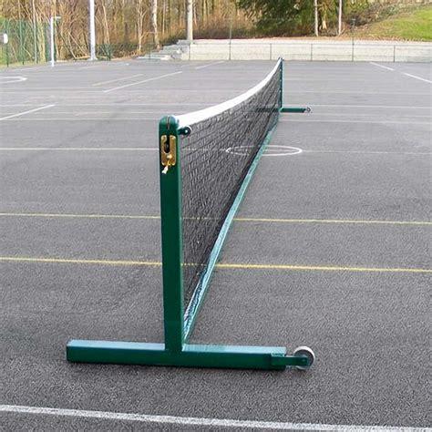 freestanding tennis net posts vermont sports