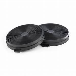 Filtre A Charbon Pour Hotte Aspirante : set de 2 filtres charbon actif pour hotte aspirante ~ Dailycaller-alerts.com Idées de Décoration