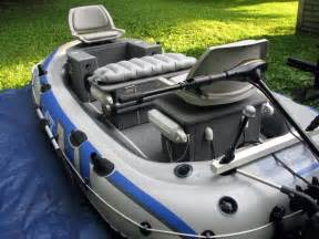 custom modular intex excursion 5 boat