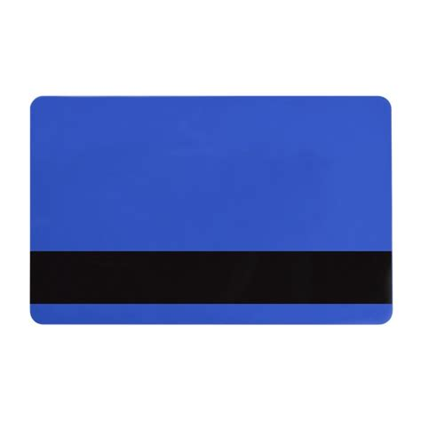 hid card reader blue light colored pvc cards with magnetic stripe hico easybadges
