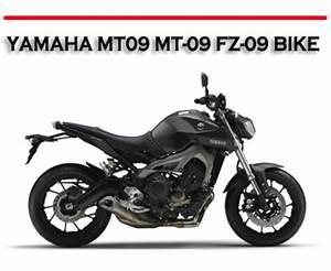 Yamaha Mt09 Mt