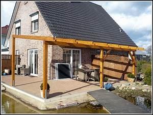 Terrassen berdachung holz selber machen terrasse hause for Terrassenüberdachung selber machen