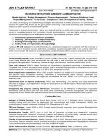 Director Of Warehouse Operations Resume by Retail Weekly Resume Sales Retail Lewesmr