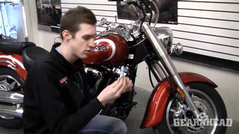 How To Find A Vin Number On A Cruiser Motorcycle- Gearhead