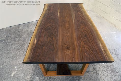 unique kitchen table custom solid hardwood table tops live edge slabs