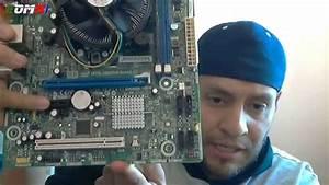 Motherboard Intel Dh61ww Socket 1155 Processor Core I3