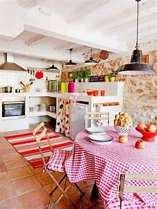 Style Et Deco : d coration maison de campagne un m lange de styles chic ~ Zukunftsfamilie.com Idées de Décoration