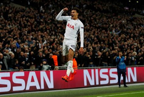 Tottenham 3-1 Real Madrid recap as Dele Alli scores twice ...