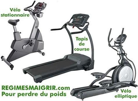 velo elliptique ou tapis de course pour maigrir quelle machine cardio compte le mieux les calories