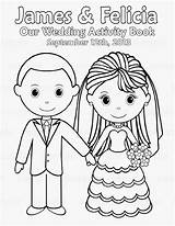 Coloring Pages Books Brides Veil Adult Weddings Personalized Hand Order Printable Ways Nearlyweds Getcolorings sketch template