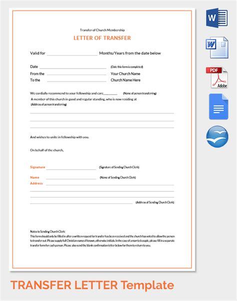 application form   letter  good standing