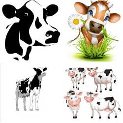 Cow Vector Art