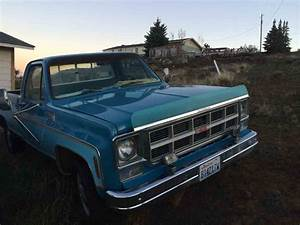 1977 Gmc Sierra Grande For Sale