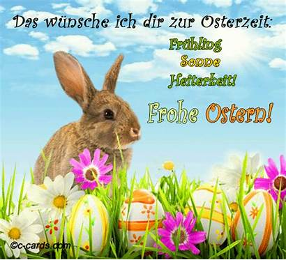 Osterzeit German Easter Cards Greetings Card Greeting