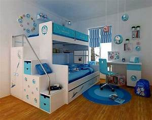 Kleine Couch Für Kinderzimmer : etagenbett kind wei und blau f r kinderzimmer jugendzimmer m bel mit coole etagenbett mit ~ Bigdaddyawards.com Haus und Dekorationen