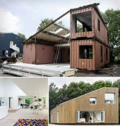 design wohncontainer upcycled shipping container house craftspiration handimania