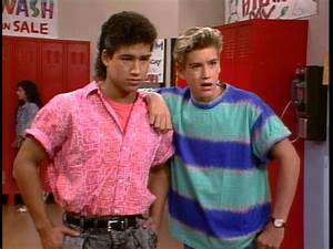 """Saved by the Bell Season 1, Episode 10: """"Beauty and the ..."""