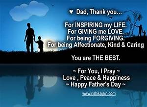 Father's Day Quotes,thoughts,wishes,cards   Inspirational ...