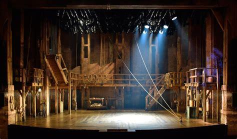 Designer Lighting Set 3 by Hamilton Set Designer David Korins On Creating The Stage