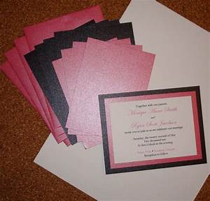 the advantages of do it yourself wedding invitations With homemade wedding invitations cost