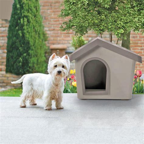 niche pour petit chien zeus habitat ext 233 rieur sur jardindeco