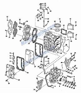 Chrysler Outboard Engine Parts Diagram