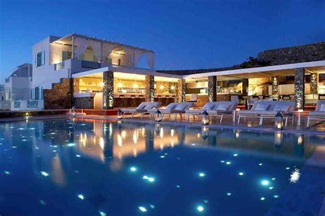 The 5 Best Hotels In Mykonos  Lena's Blackbook
