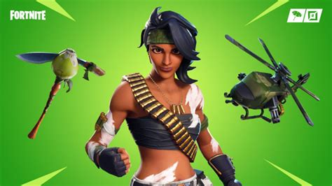 fortnite bandolette skin outfit pngs images pro game