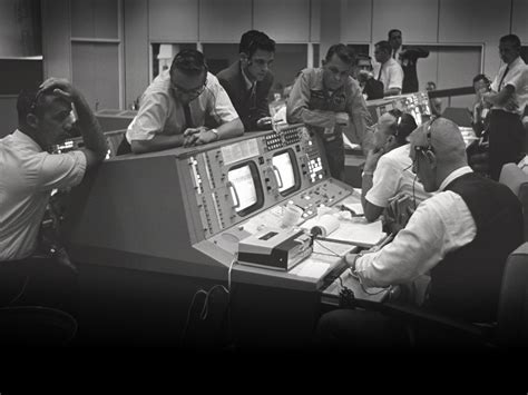 Space Center Houston | Historic Mission Control